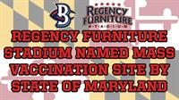 Regency Furniture Stadium becomes Mass Vaccination Site