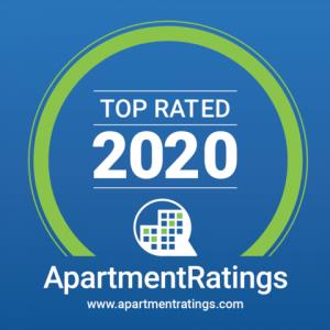 Award Apartment Ratings 2020