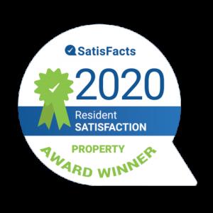 Award Satifact 2020