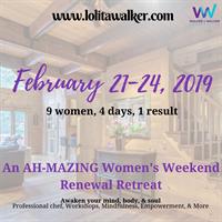 All-Inclusive Women's Weekend Renewal Retreat