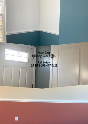 Fresh Coat is painting Done Right!