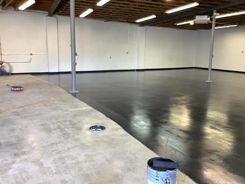 We also do Epoxy floors!