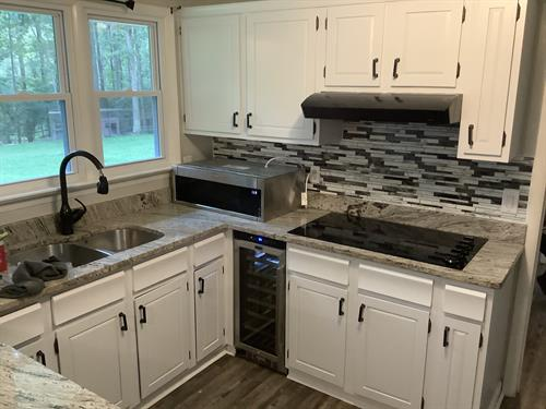 After Kitchen Cabinets Come and Get Your Fresh Coat Today!