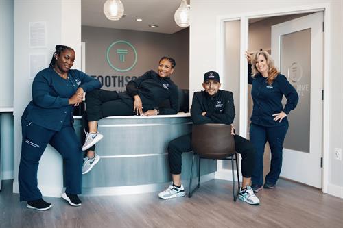 Toothsome Dental Team