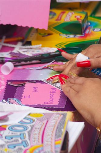 Creative Expressions:!Affirmation Cards