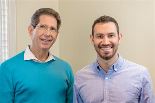 Dr. Silberman and Dr. Barakh