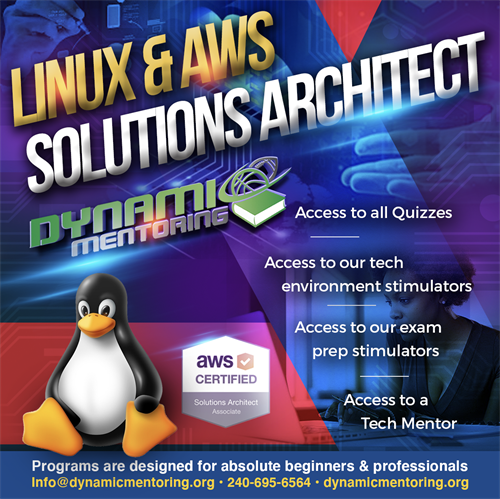 Linux & AWS Solution Architect