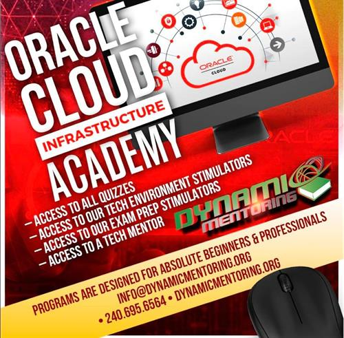 Oracle OCI Foundations