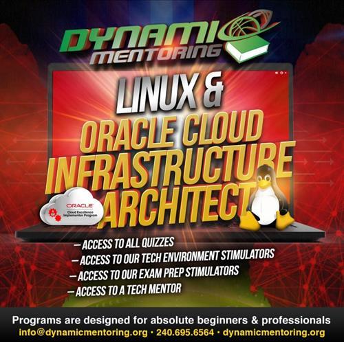 Oracle OCI Architect