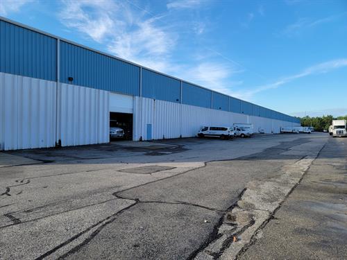 100,000 warehousing space.