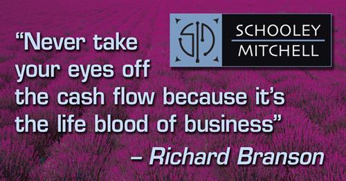 Eye on cash flow