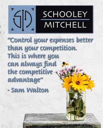 Save on expenses for competitive advantage