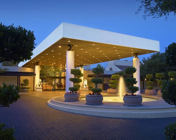 Sheraton Palo Alto Exterior