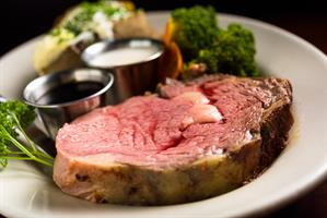 Our House Specialty - Slow Roasted Prime Rib
