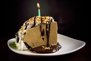 Birthday Mud Pie