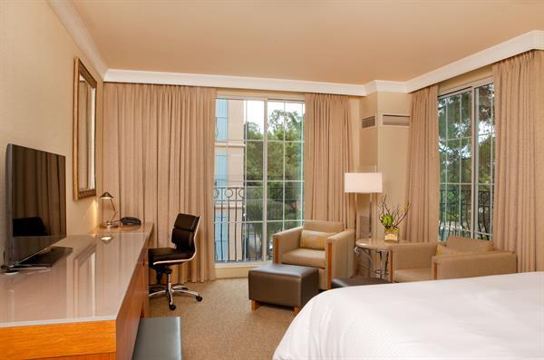 Westin Palo Alto Guestroom