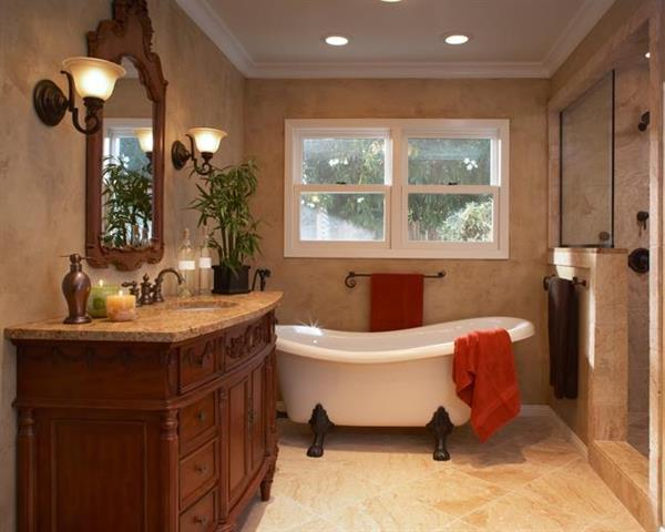 Los Altos master bath