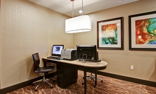 Homewood Suites by Hilton Palo Alto - Business Center