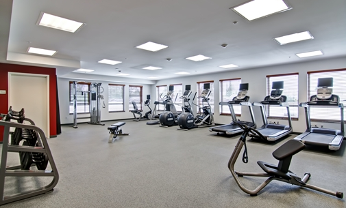 Homewood Suites by Hilton Palo Alto - Fitness Center