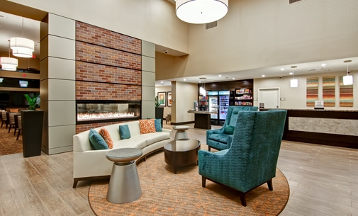 Homewood Suites by Hilton Palo Alto Hotel Lobby