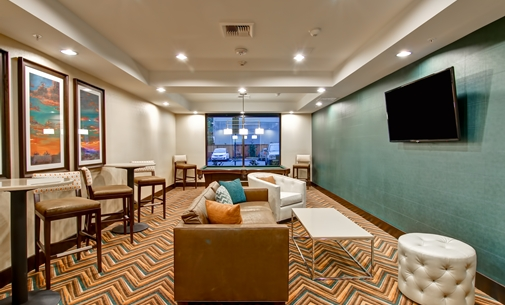 Homewood Suites by Hilton Palo Alto - Media Room