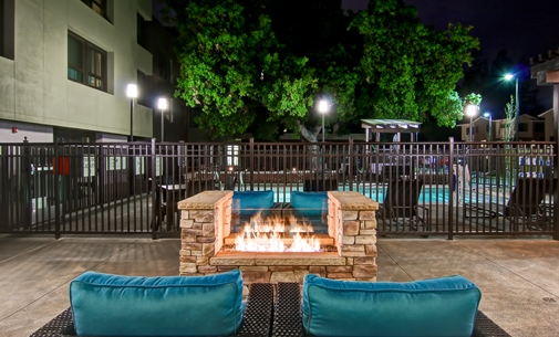 Homewood Suites by Hilton Palo Alto - Outdoor Patio