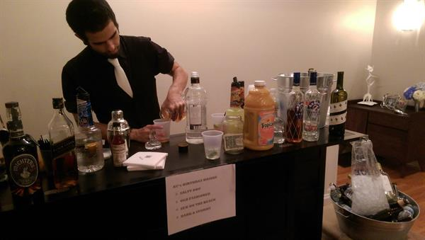 Bay Area Bartenders specializes in events of all shapes and sizes.