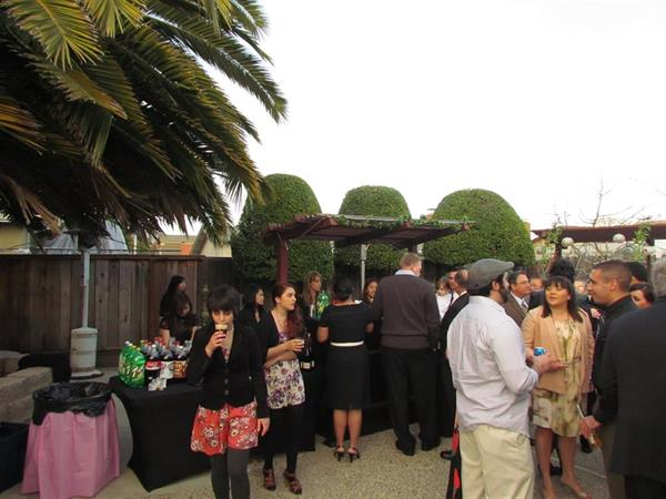 Bay Area Bartenders are popular for any type of celebration.