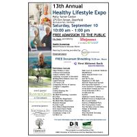 13th Annual Healthy Lifestyle Expo