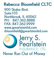 Jerry S. Pearlstein Insurance receives Certificate of Recognition by the Marketplace