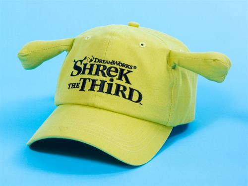 Shrek promotional Cap - See more at www.gloso.com