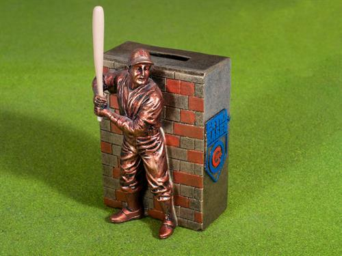Ernie Banks Poly Resin Bank - See more at www.gloso.com