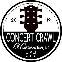 St. Germain LIVE! Concert Crawl 8/7/19