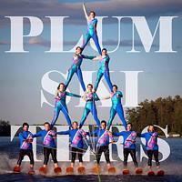 Plum Ski-ters Water Ski Show