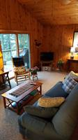 Living area upper level