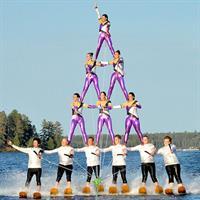 Plum Ski-ters Water Ski Show –Free Admission!
