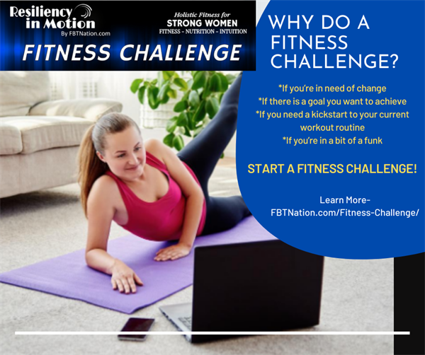 Is a Fitness Challenge for you?