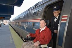 Amtrak Downeaster - Exeter