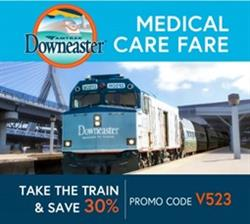Amtrak Downeaster - Exeter
