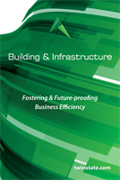 Building & Infrastructure Display Poster