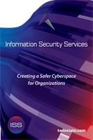 Information Security Services Display Poster