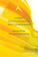 Unified Communications & Collaboration Display Poster
