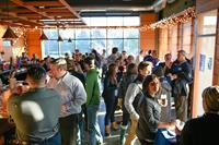Breaches & Brew Attendees Enjoying the Event