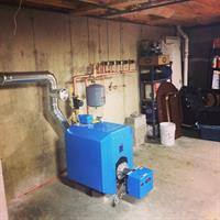New Boiler in Exeter