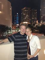 Lindsey and Sean in Vegas for a LifeVantage Elite Academy