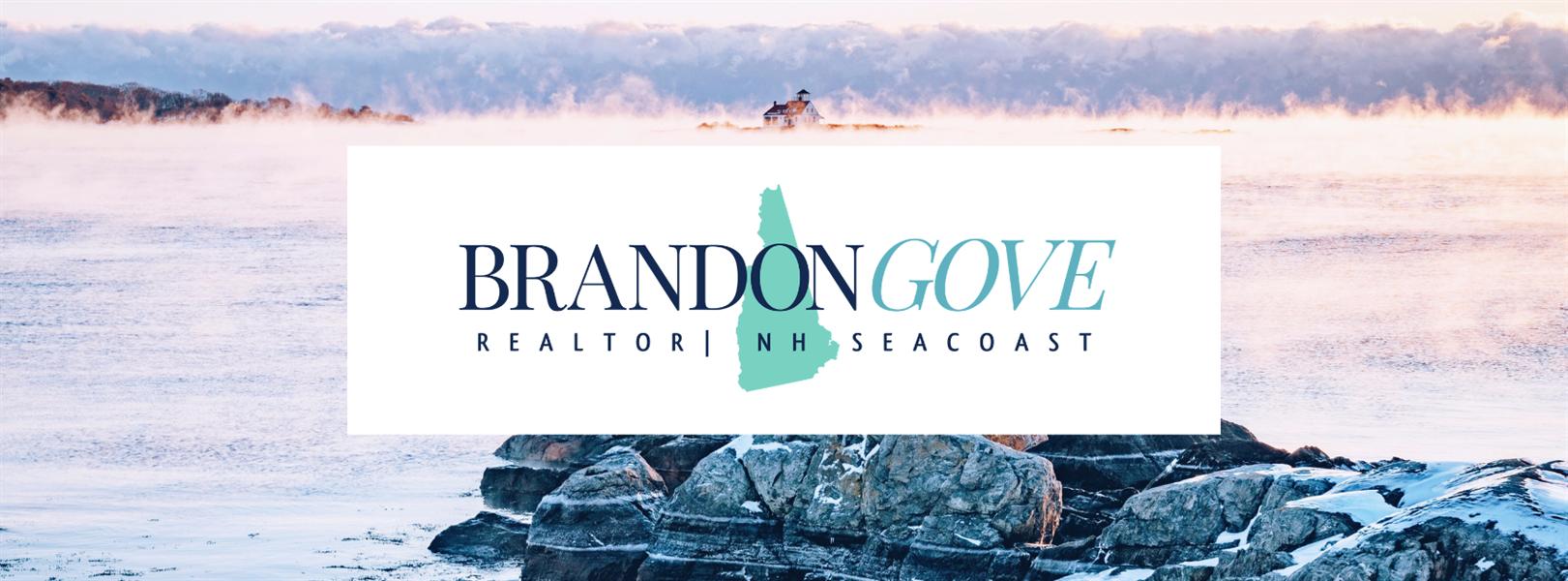 Brandon Gove | Realtor, Keller Williams Coastal Realty