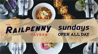 Sunday at the Railpenny - Open all day