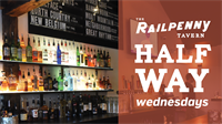 Halfway Wednesdays at The Railpenny