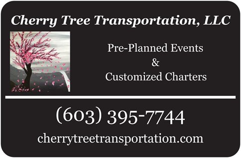 Contact me for any event transportation needs