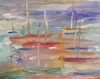 "Seacoast Artist Association - April Theme Show ""COLORS OF SPRING"""